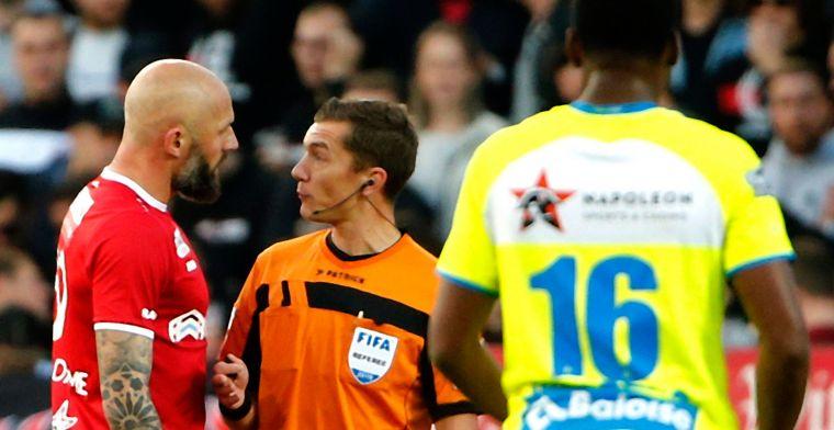 Antwerp krijgt Gentse steun tegen Sporting Charleroi, Standard wacht af