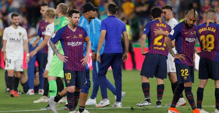 'Uitverkoop bij Barcelona: Vermaelen en Rakitic op lijst met negen vertrekkers'