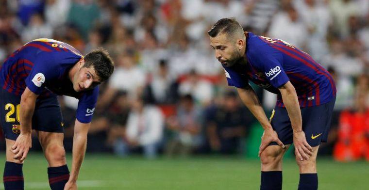 'Crisisberaad bij Barcelona, voorzitter roept clubleiding bij elkaar'