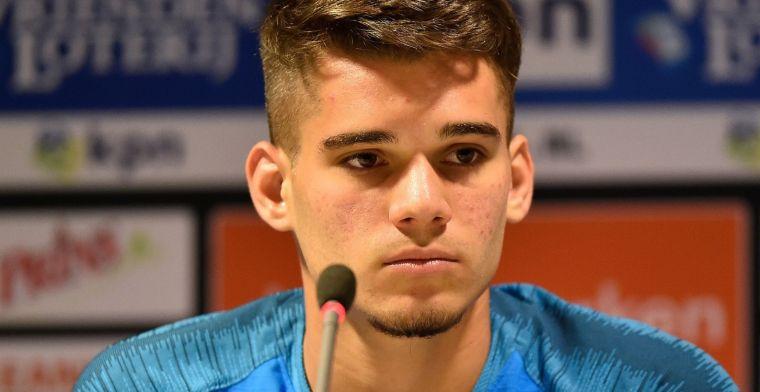 Anderlecht-target droomt van... Ajax: 'Ze zaten zaterdag op de tribune voor hem'