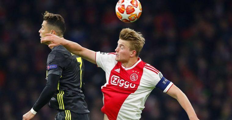 Ook Engelse media duiken op De Ligt-transfer: 'Enorm voorstel voor Ajax'