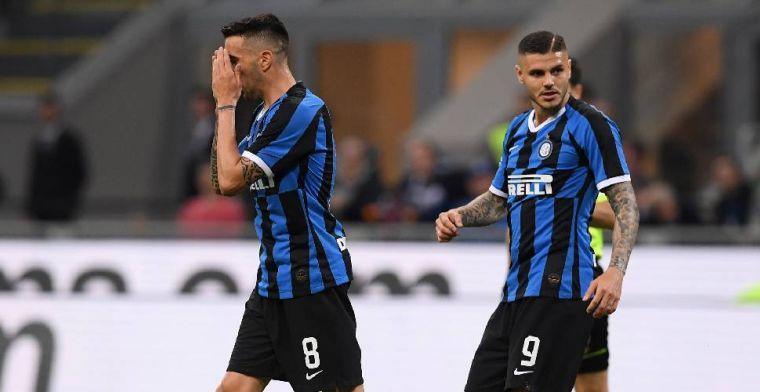 Castagne en Nainggolan gaan Champions League in, AC Milan grijpt mis