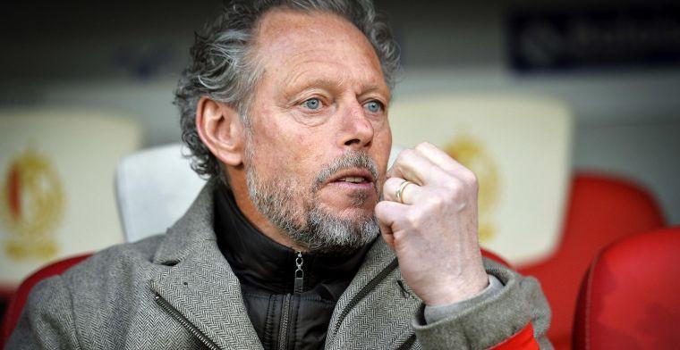 'Standard wil op verrassing spelen met ex-doelman van Anderlecht'