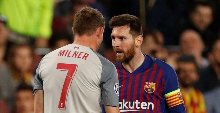 Uitgescholden door Messi: 'Hij ging tekeer en noemde me ezel'