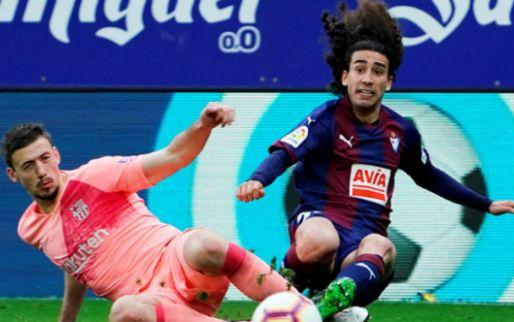 Afbeelding: Barcelona moet transfersom verdubbelen na vertrek van beoogde back-up Alba