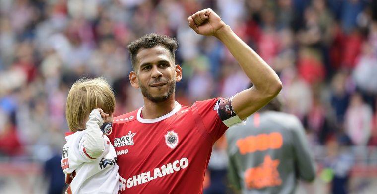Haroun gaat met Antwerp naar Europa League: Dit had ik nooit verwacht