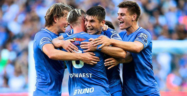 'Genk slaat haar slag en troeft met recordtransfer Club Brugge af'
