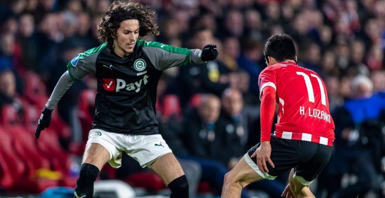 FC Groningen verlengt aflopend contract: Ik heb altijd in mezelf geloofd