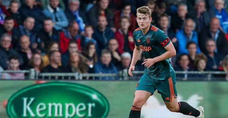 'Buiten Ajax heb ik geen droomclub, het was altijd mijn droom om hier te spelen'