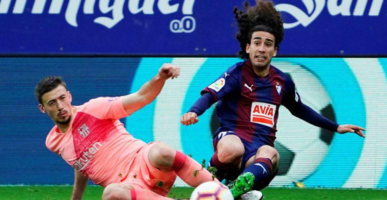 Barcelona moet transfersom verdubbelen na vertrek van beoogde back-up Alba