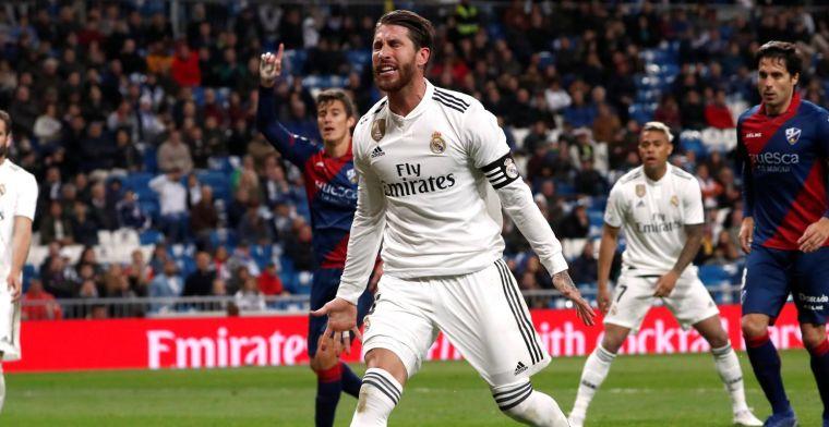'Ramos (33) wil naar China en dient bijzonder transferverzoek in bij Real Madrid'