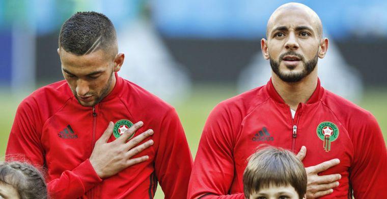 Marokko openbaart voorlopige Afrika Cup-selectie: drie Eredivisie-spelers