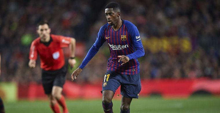 Operación Salida in Camp Nou: ook Dembélé mag vertrekken bij Barcelona