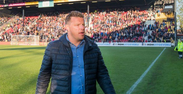 Go Ahead-fans ziedend op 'judas' Stegeman: 'Verrader, lekker moment ook'