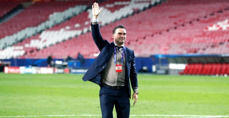 'Ajax zet na Davinson Sánchez opnieuw zinnen op jonge Colombiaanse verdediger'