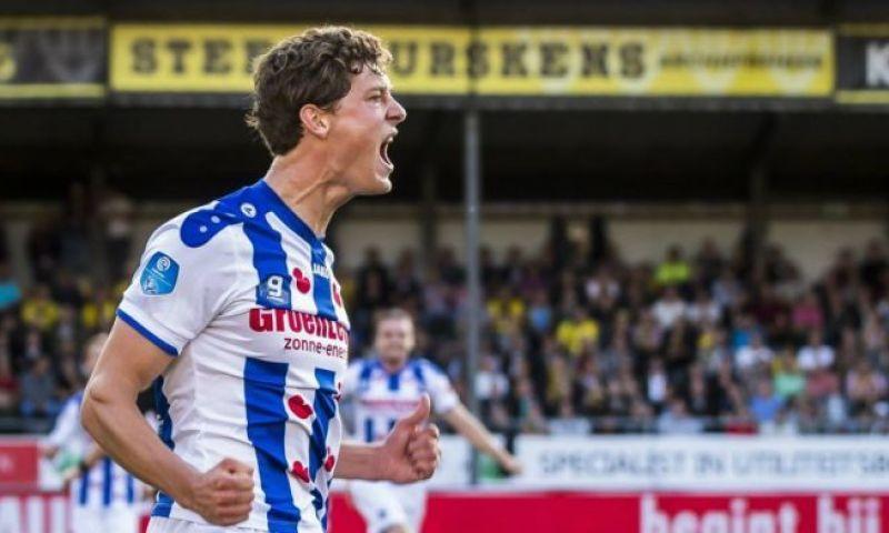 Afbeelding: Miljoenengerucht rond PSV-spits Lammers: 'Dit speelt bij ons niet'