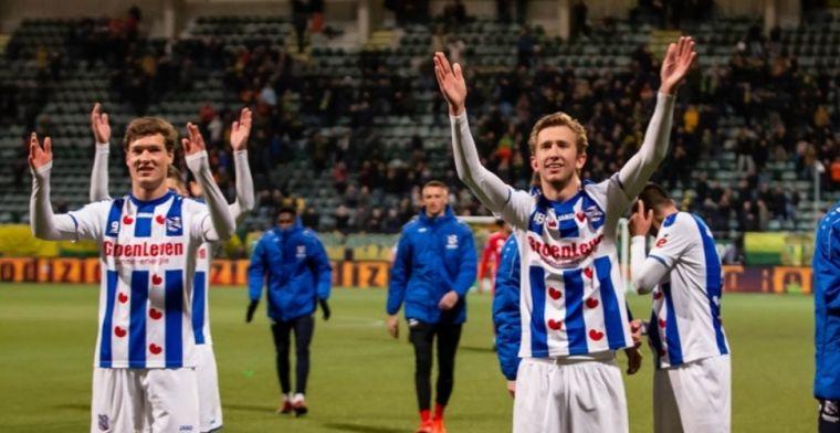 'Anderlecht biedt 5 miljoen, maar grijpt naast Vlap: Heerenveen wil hoofdprijs'