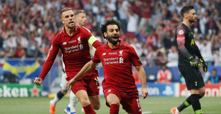 Liverpool neemt revanche voor Drama van Kiev en zet Tottenham Hotspur opzij