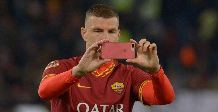 'Dzeko gaat pikante transfer maken: vier miljoen euro per jaar bij Inter Milan'
