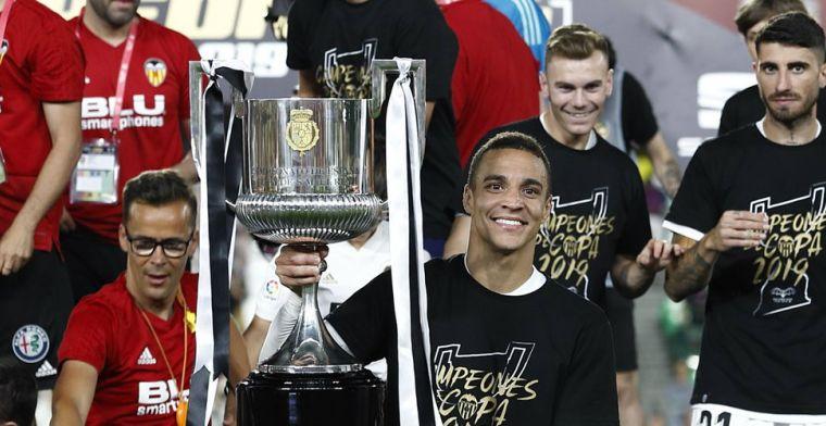 'Barcelona hengelt naar bekerfinale-kwelgeest: 120 miljoen in Valencia-contract'