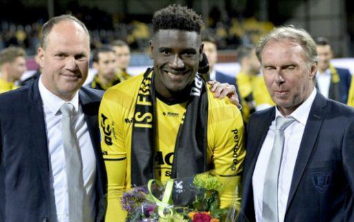 Afbeelding: 'VVV licht koopoptie van 800.000 euro niet en ziet clubtopscorer vertrekken'