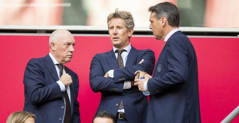 'Hij heeft er één grote puinhoop van gemaakt bij Ajax, dit is geen dag te vroeg'