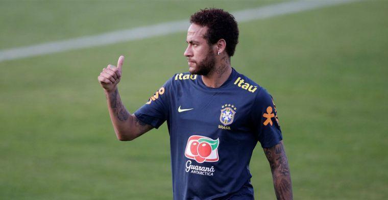 'Grote blauwe plekken en symptomen van PTSS bij vrouw die Neymar beschuldigt'