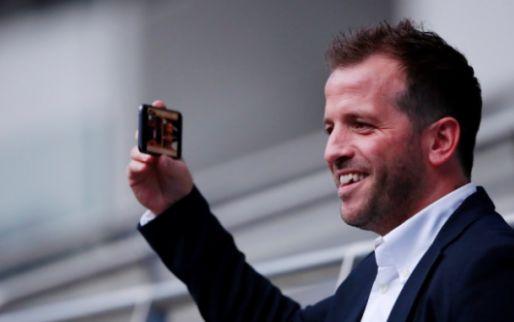 Afbeelding: Van der Vaart nodigt Robben, Sneijder en Van Gaal uit: