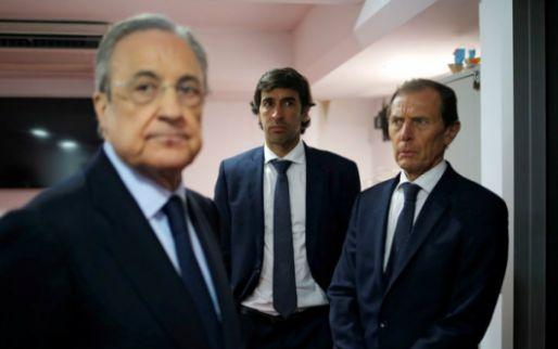 Afbeelding: 'Real Madrid-voorzitter Perez bekommert zich om zorg voor zoon van Reyes (11)'