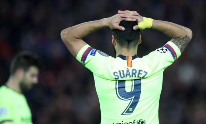Afbeelding: Verrassing in de maak? 'Beckham wil Suarez verleiden met lucratief aanbod'