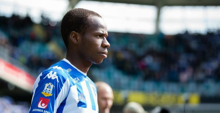'Anderlecht en Genk laten oogje vallen op Nigeriaan in Zweedse loondienst'