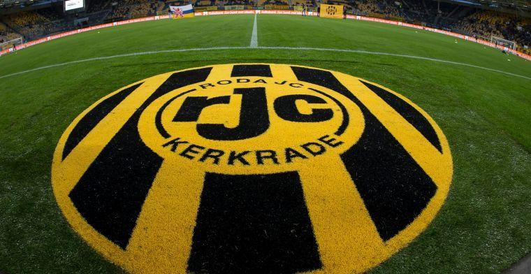 Eerste wapenfeit Roda-eigenaar aangekondigd: 'Kwalitatief beter dan Van der Luer'