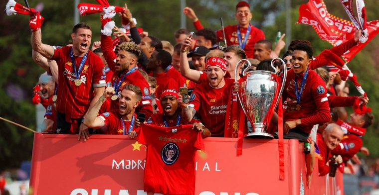 Liverpool-duo met complimenten van Klopp naar de uitgang: 'Dank jullie wel'