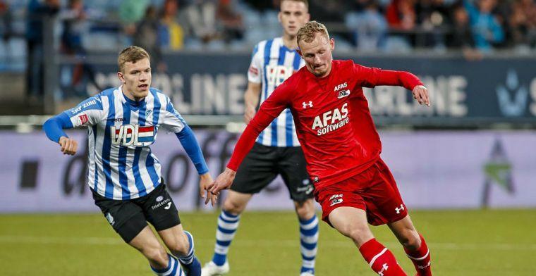 'Champions League-deelnemer Viktoria Plzen meldt zich in Alkmaar voor spits'
