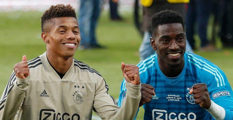 'Ajax vindt 5 miljoen euro te veel, daar wordt nu dus over onderhandeld'
