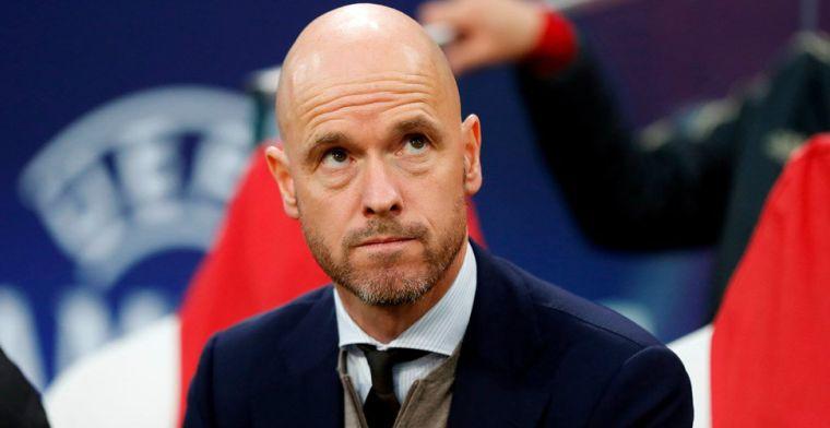 Sky Sport Italia: AS Roma meldde zich bij Ajax voor Ten Hag