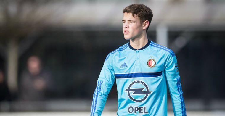 'Stabiel, intelligent' Feyenoord-talent zet handtekening: Bijzondere afsluiting
