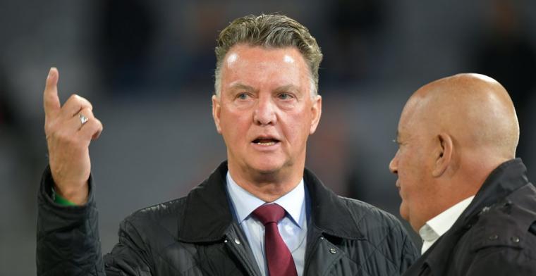 Van Gaal 'verraden' door Man United: 'Hij zei: nee, ik zal je nooit ontslaan'