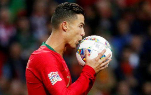 Afbeelding: Ronaldo dirigeert Portugal met hattrick naar eerste Nations League-finale