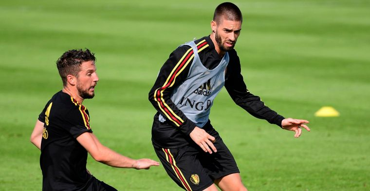 UPDATE: 'Engelse topclub is concreet voor Carrasco'