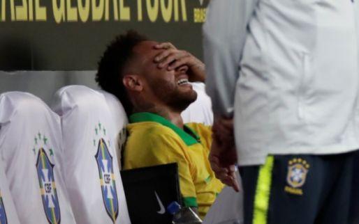 Afbeelding: Update: Neymar zo'n vier weken aan de kant, Willian vervangt hem bij Brazilië