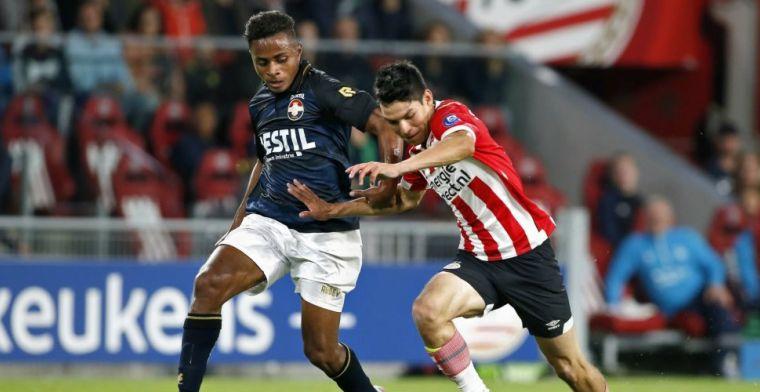 'PSV wil Ajax en Barça aftroeven en 'in de komende dagen' Palacios vastleggen'