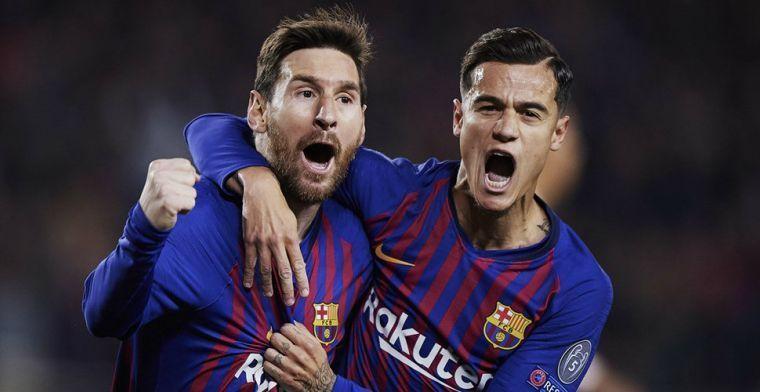 'Coutinho is teleurgesteld en maakt vertrekwens kenbaar bij Barcelona'