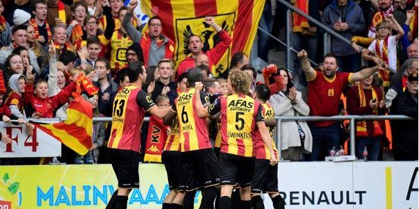 KV Mechelen lijst eisenpakket op waarmee het naar het BAS stapt