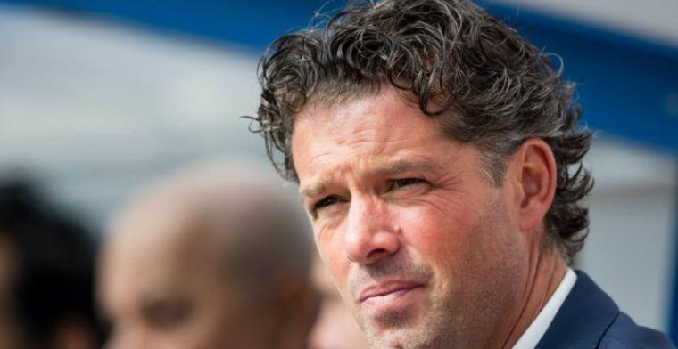'Van Schaik zoekt nieuwe trainer voor NEC en denkt aan oude bekende van Utrecht'