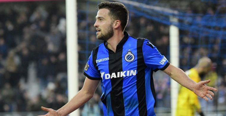 Bevestiging interesse Schrijvers: 'Club Brugge dreigt aanvaller te verliezen'