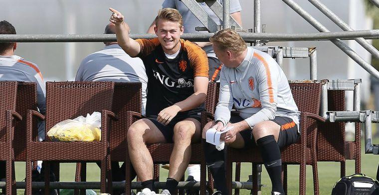 'Ajax-aanvoerder De Ligt is de meest waardevolle speler op de transfermarkt'