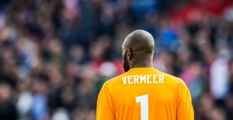 Vermeer heeft 'verrassing': 'Veel mensen schrikken als ik mijn shirt uitdoe'