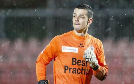 Afbeelding: NAC Breda slaat weer toe en haalt doelman: 'Ik hoefde niet lang na te denken'