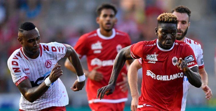 Succes heeft altijd keerzijde: 'Rangers bereidt bod voor op Antwerp-verdediger'